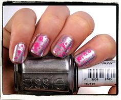 l'oreal tom bachik polish | Nailderella: Sprayed manicure | Nails and manicure | Scoop.it