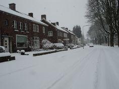 Parklaan Geleen winter 2013