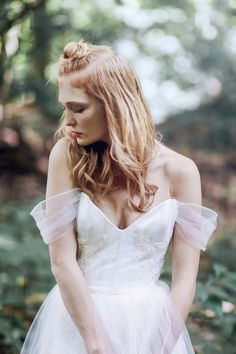Up close with the tulle and lace Wilis bodice