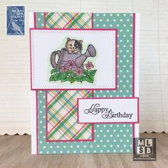 Kittens — A Card and an Update Pretty Kitty, Pretty Cats, Baby Kittens, Cats And Kittens, Friend Challenges, Craft Desk, Old Cats, Second Baby, Our Baby