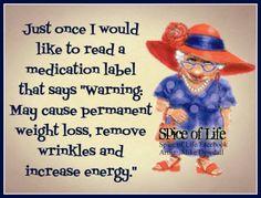 I want this prescription