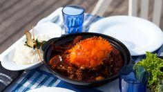 5 Great Sri Lankan Recipes - Crab Curry blog.cinnamonhotels.com  #Food #SriLanka #SriLankanFood