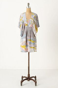 You should only wear this if you want to be the prettiest girl at the office this summer. ONLY. Dawning Day Dress, $298 from Anthropologie.