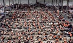 VISUAL MASTERY - Works of the German photographer Andreas Gursky