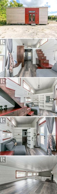 Victoria Harbour Tiny House (320 sq ft).