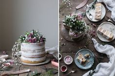 VEGAN RHUBARB LAYER CAKE + SUPPER CLUB ANNOUNCEMENT WITH SALVIA LIMONE (V+, ChF, GF) These past few weeks I've felt like a little school girl,desperate to spill the beans but bound to secrecy.(Though if left to my own devices,I would have told ALL in a blink of an eye.) So what is it tha