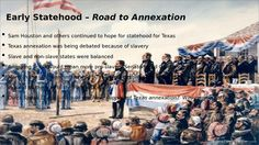 PowerPoint+perfect+for+note+taking+in+Texas+History+course.++Topics+covered+include:+manifest+destiny,+annexation,+Mexican-American+War,and+Compromise+of+1850.++Utilizes+strategies+such+as+Quick+Write+and+Think-Pair-Share.+
