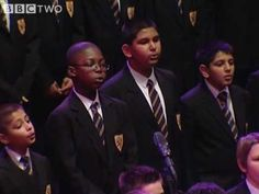 Best inspirational teaching documentaries ever!  BBC:  The Choir: Boys Don't Sing
