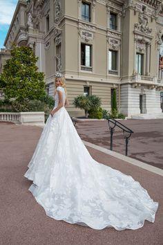 Wedding Dress Nicole - Collection ALESSANDRARINAUDO BRIGITTA ARAB17631 2017