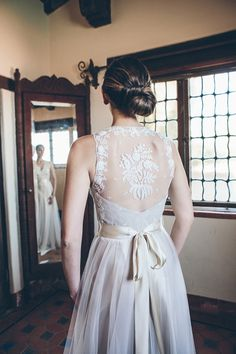 Onyx by BHLDN (gorgeous) // photography by Vitae Weddings
