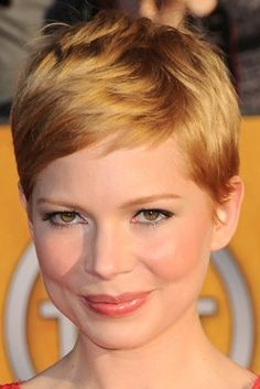 Michelle Williams...Great Hair