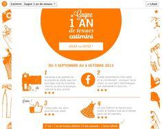 Catimini Facebook Photo Contest #Socialshaker