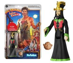 ReAction: Big Trouble In Little China: LO PAN