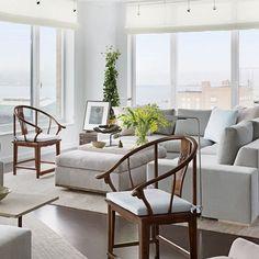 A Serene Manhattan Apartment by Vicente Wolf : Architectural Digest
