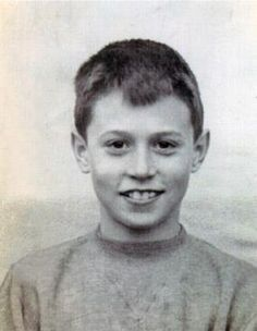 Young Barry Gibb