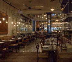 Restaurante Toto en Barcelona #totorestaurante  #toto #barcelona #design