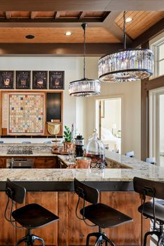 Interior Decorating Plans for your Home Bar - Dsign. Interior Designing, Home Interior Design, Interior Decorating, Modern Minimalist House, Cool House Designs, Bars For Home, Kitchen Design, Home Goods, House Ideas