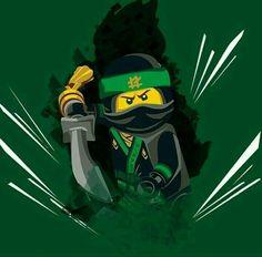 The Lego Ninjago Movie Lloyd