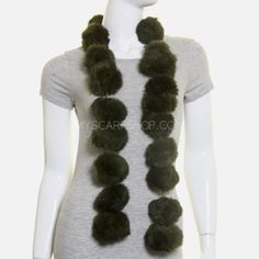 Rabbit fur or tribbles on a string?
