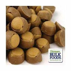 Mini Chocolate Peanut Butter Buckeyes