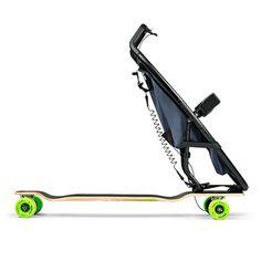 Schon Quinny Longboardstroller U2013 Fusing Longboarding U0026 Strollers.