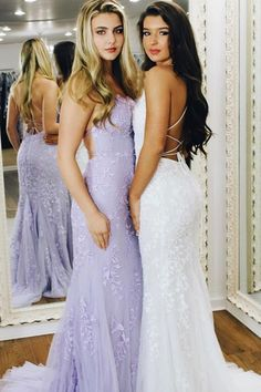 Lavender prom dresses - Sexy Spaghetti Straps Backless Appliques Bridesmaid Dress,Charming Mermaid Floor Length Bridesmaid Dress from Starry Girl Dress – Lavender prom dresses Formal Dresses Uk, Cheap Prom Dresses Uk, Prom Dresses For Teens, Prom Dresses Blue, Pretty Dresses, Sexy Dresses, Girls Dresses, Elegant Dresses, Summer Dresses