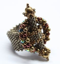 Toggle Ring ... | Beads | Beaded Items & Jewelry