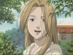 "anime ""Monster"" Anna Liebert"