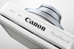 Canon PowerShot N  Canon PowerShot N