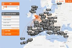 Europe with EasyJet