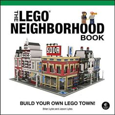In <em>The LEGO Neighborhood Book</em>, you'll create buildings with real-world details like cornices and facades, and try your hand at interior design by filling your buildings with furniture and light fixtures. Then add the finishing touches to your ...