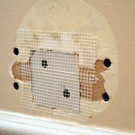Hometalk :: Fixing a hole in drywall is a great DIYer project, and it's a skill th…