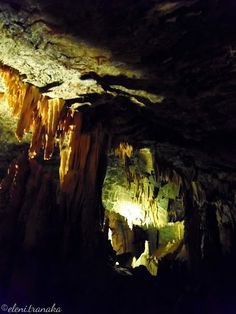 Ελένη Τράνακα: Σπήλαιο Κάψια - Αρκαδία / Kapsia Cave - Arcadia