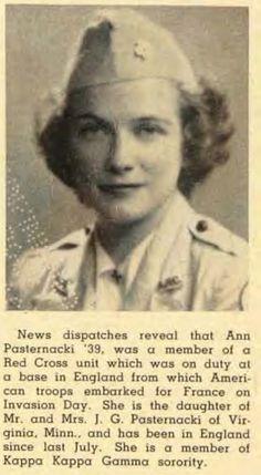 Ann E. Pasternacki, 1918-2009 Group B