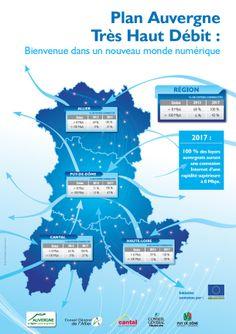 Plan Auvergne Très Haut Débit