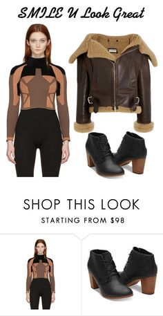 """Smile u look great"" by sweetyincago ❤ liked on Polyvore featuring Balenciaga"