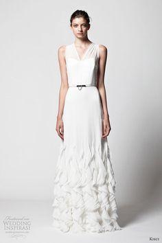 kisui wedding dresses bridal 2013 abra