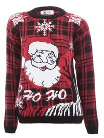 Christmas jumpers: Top 25 tasteful styles - via MyDaily