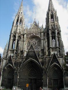 LesLitt - la Cathédrale de Rouen