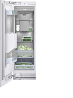 """Gaggenau column freezer 24"""" RF413-RF463- will go in the nest to fridge or in pantry. Purchased."""