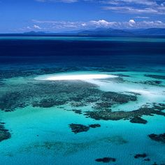 Great Barrier Reef - I am going there in a couple of months, sooo excited! Places Around The World, Around The Worlds, Places Ive Been, Places To Go, Bucket List Destinations, Great Barrier Reef, World Heritage Sites, New Zealand, The Good Place