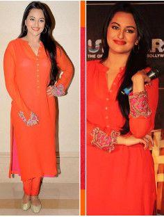 Trendy Sonakshi Dress