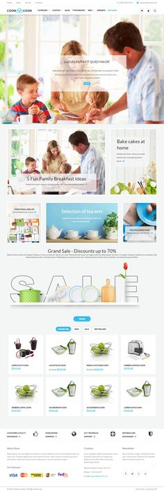 CoonCook is Premium full Responsive Magento eCommerce Theme. Bootstrap Framework. Retina Ready. Revolution Slider. Isotope. http://www.responsivemiracle.com/cms/cooncook-premium-responsive-multipurpose-magento-theme/