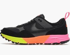"Nike Lunar Pegasus NSW   ""Rainbow Sole"""