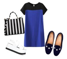 """""""Blue"""" by lo-vekingdom ❤ liked on Polyvore"""
