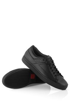 Hugo Boss - Sneaker ´Futesio` aus Leder von HUGO - 199,95 €