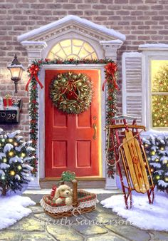 Christmas | Ruth Sanderson
