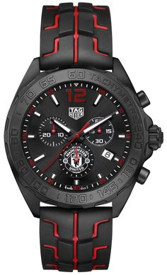 7909a7cd091 TAG Heuer Watch Formula 1 Manchester United CAZ101J.FT8027 Watch