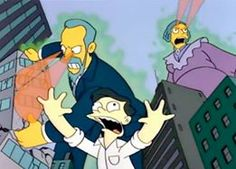 The curie's  The Simpsons