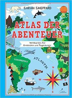 'Atlas der Abenteuer'